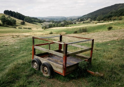 Farm Cart Jigsaw Puzzle