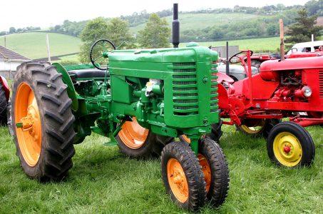 Farm Tractors Jigsaw Puzzle