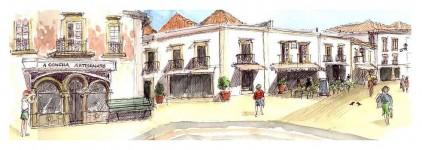 Faro Watercolor