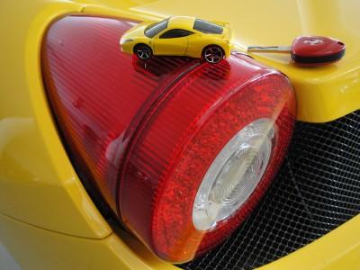 Ferrari 458 Jigsaw Puzzle
