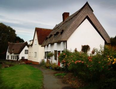 Finchingfield Cottage Jigsaw Puzzle