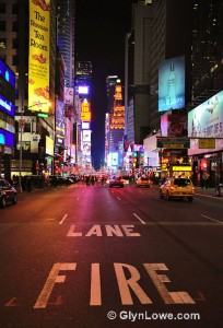 Fire Lane Jigsaw Puzzle