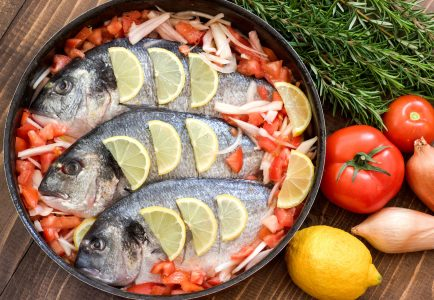 Fish in the Pan Jigsaw Puzzle