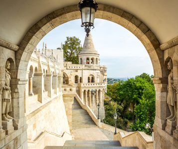 Fisherman's Bastion Jigsaw Puzzle