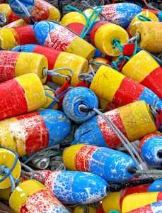 Fishing Buoys Jigsaw Puzzle