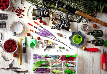 Fishing Gear Jigsaw Puzzle