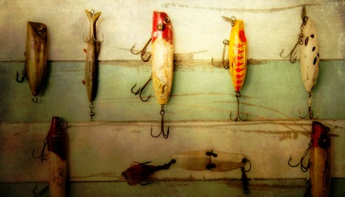 Fishing Lures Jigsaw Puzzle