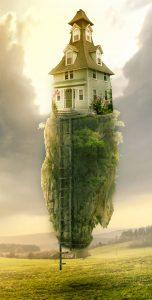 Floating House Jigsaw Puzzle