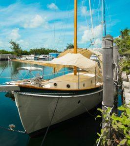 Florida Sailboat Jigsaw Puzzle