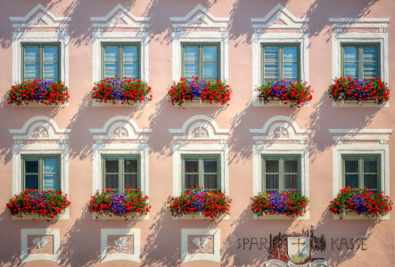 Flower Boxes Jigsaw Puzzle