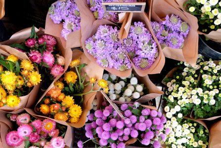 Flower Bundles Jigsaw Puzzle