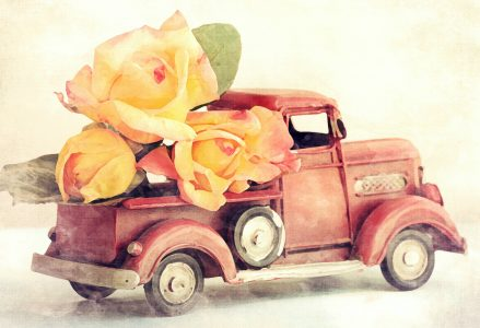 Flower Delivery Jigsaw Puzzle
