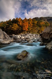 Flowing River Jigsaw Puzzle