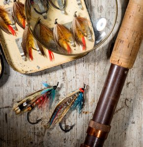 Fly Fishing Gear Jigsaw Puzzle