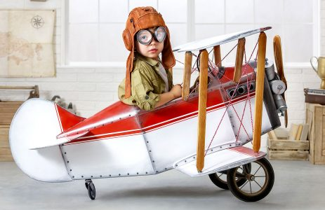 Flying Ace Jigsaw Puzzle