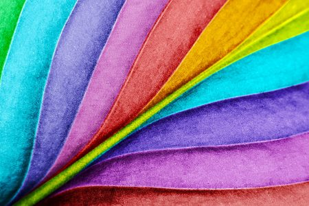 Folded Colors Jigsaw Puzzle