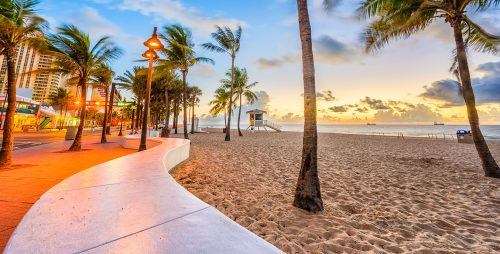Fort Lauderdale Jigsaw Puzzle