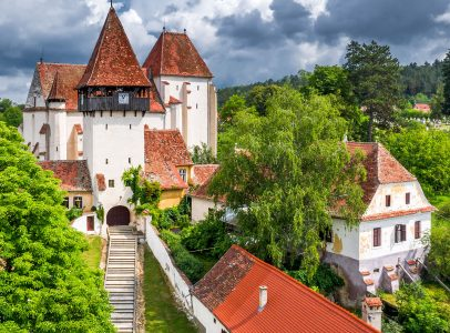 Fortified Church Jigsaw Puzzle