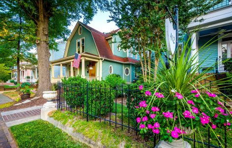 Fourth Ward Homes Jigsaw Puzzle