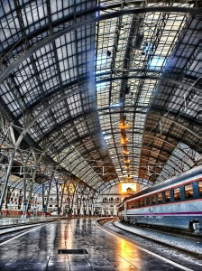 France Station Jigsaw Puzzle