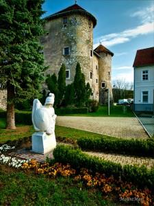 Frankopan Castle Jigsaw Puzzle