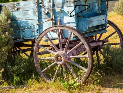 Freight Wagon Jigsaw Puzzle