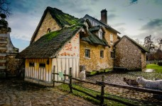 French Farm House