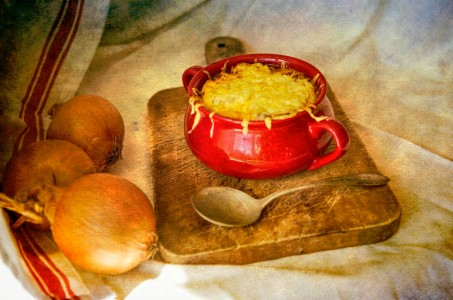 French Onion Soup Jigsaw Puzzle