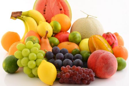 Fresh Fruit Jigsaw Puzzle