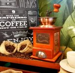 Fresh Ground Coffee