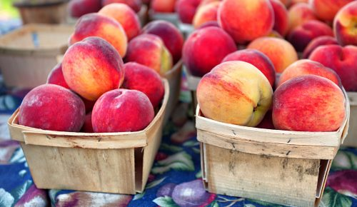 Fresh Peaches Jigsaw Puzzle