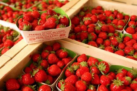 Fresh Strawberries Jigsaw Puzzle