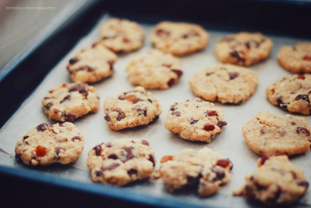 Freshly Baked Cookies Jigsaw Puzzle