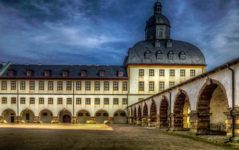 Friedenstein Castle Jigsaw Puzzle