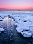 Frozen Lagoon