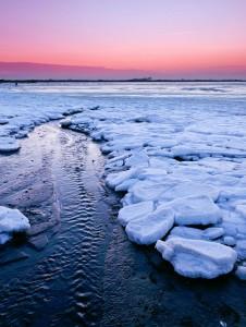 Frozen Lagoon Jigsaw Puzzle