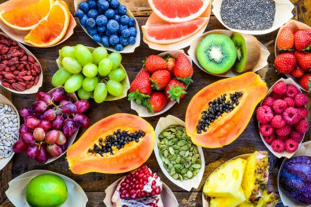 Fruit and Seeds Jigsaw Puzzle