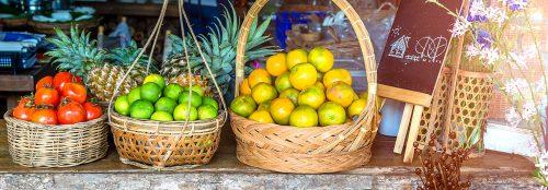 Fruit Baskets Jigsaw Puzzle
