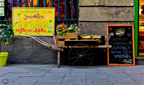 Fruit Cart Jigsaw Puzzle