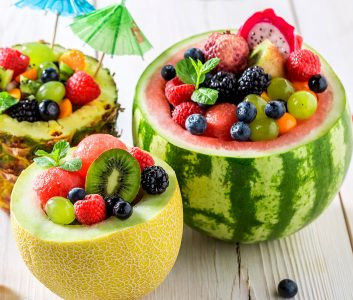 Fruit Cups Jigsaw Puzzle