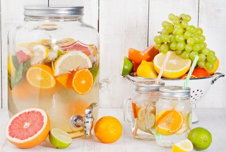 Fruit Drink Jigsaw Puzzle