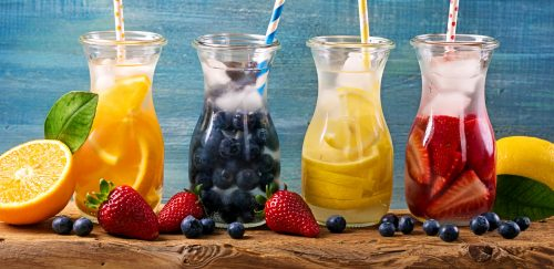 Fruit Drinks Jigsaw Puzzle