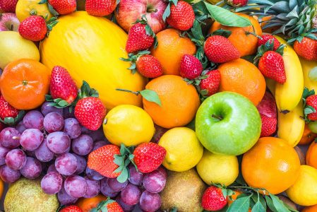 Fruit Jumble Jigsaw Puzzle