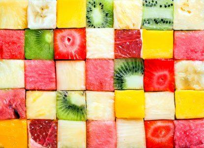 Fruit Squares Jigsaw Puzzle