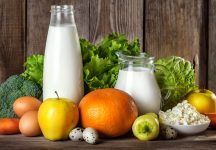 Fruit, Veggies, and Dairy