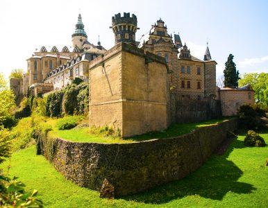 Frydlant Castle Jigsaw Puzzle