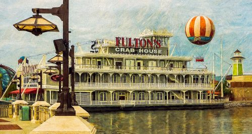 Fulton's Crab House Jigsaw Puzzle