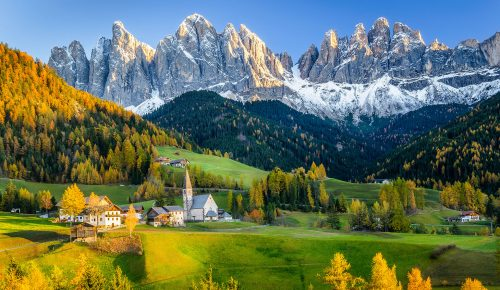 Funes Valley Jigsaw Puzzle