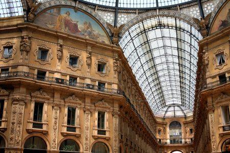 Galleria Vittorio Emanuele Jigsaw Puzzle