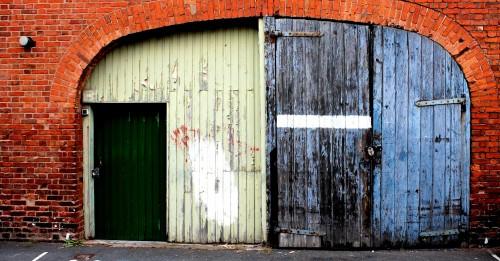 Garage Door Jigsaw Puzzle